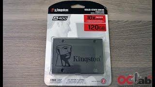 Kingston SSD A400 120 ГБ монтаж, установка, определение в Windows смотреть онлайн в хорошем качестве бесплатно - VIDEOOO