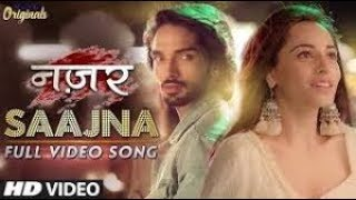 Saajna Full HD Video Song ( Female version ) l Nazar serial l Star Plus 2018