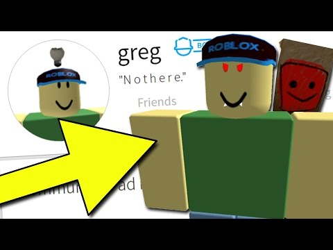 IS GREG THE NEXT JOHN DOE?! (Roblox Theory)