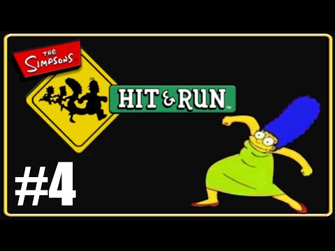 The Simpsons Hit & Run - 4 - El festival del segundo intento
