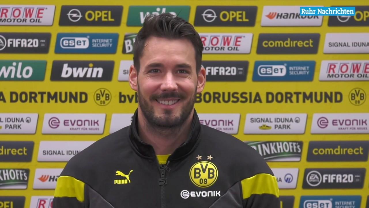 BVB-Torhüter Bürki über Hinrunde, Ziele und Haaland