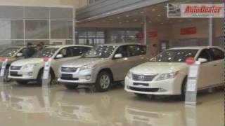 All-New 2012 Toyota Camry in Khabarovsk 27RUS - Summit Motors - Auto Dealer Media