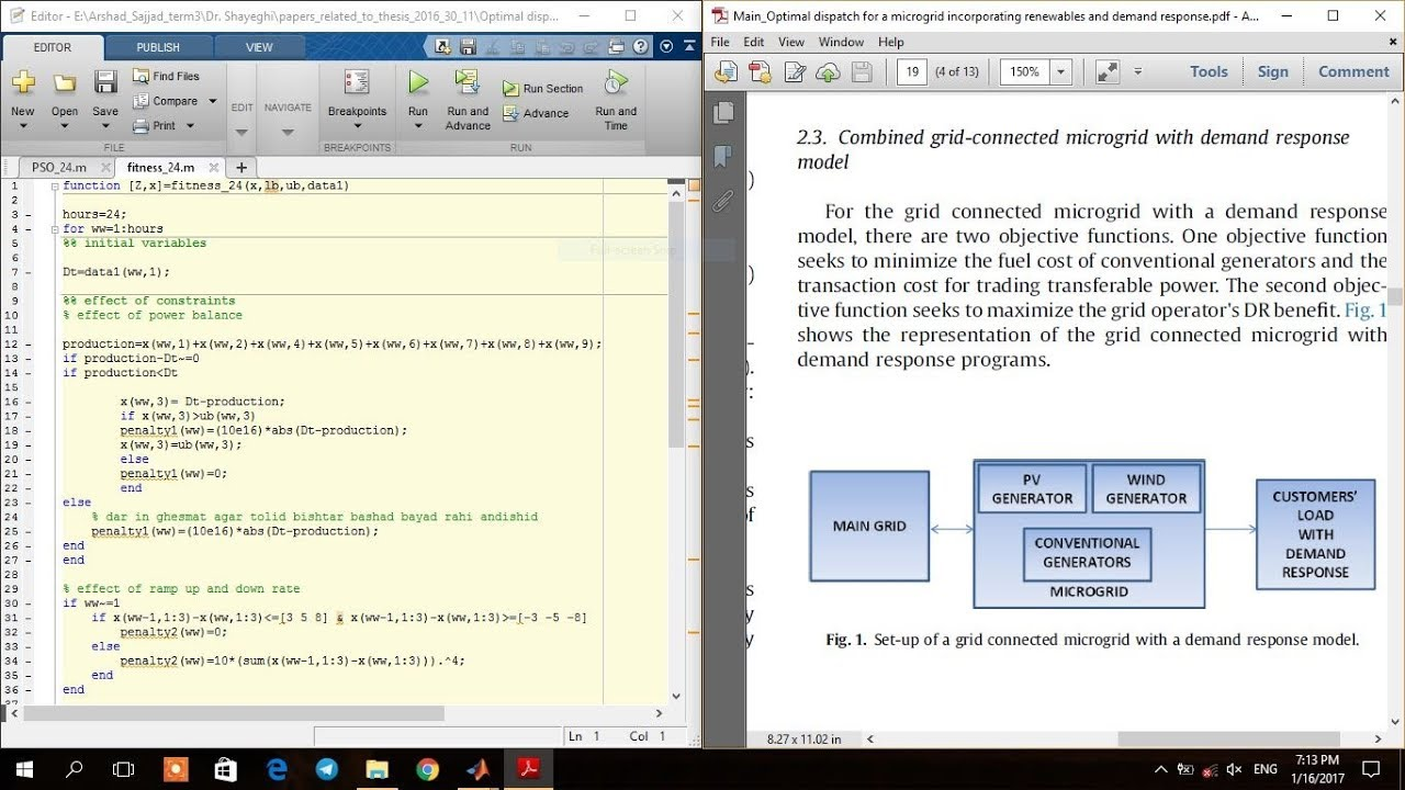 Matlab Code For Optimal Location Of Dg
