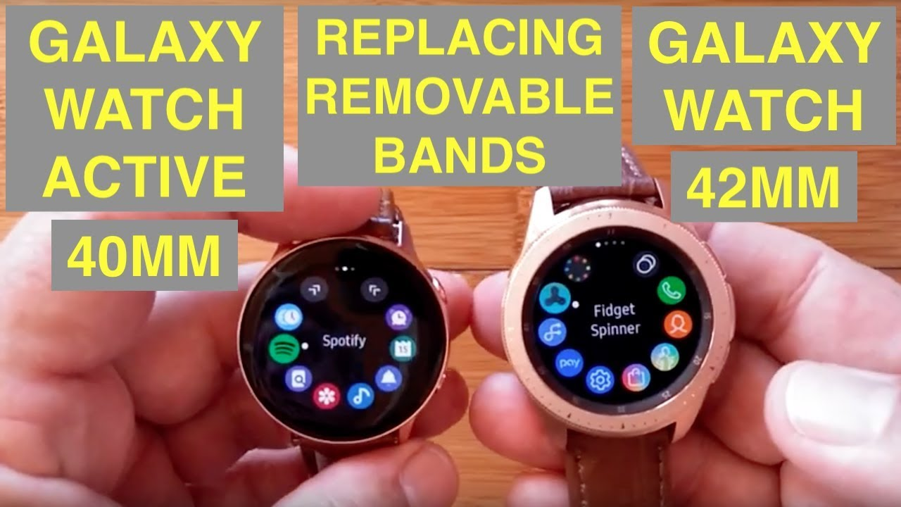 smart watch samsung galaxy watch 42mm