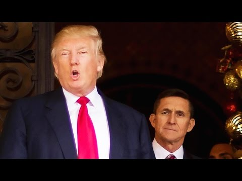 Trump's Lawyers: DUDE, STOP CALLING MIKE FLYNN!!!