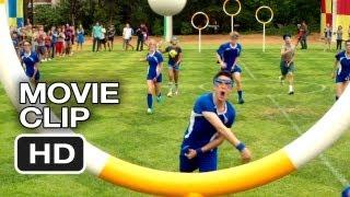 The Internship Movie CLIP - Quidditch (2013) - Vince Vaughn Comedy HD