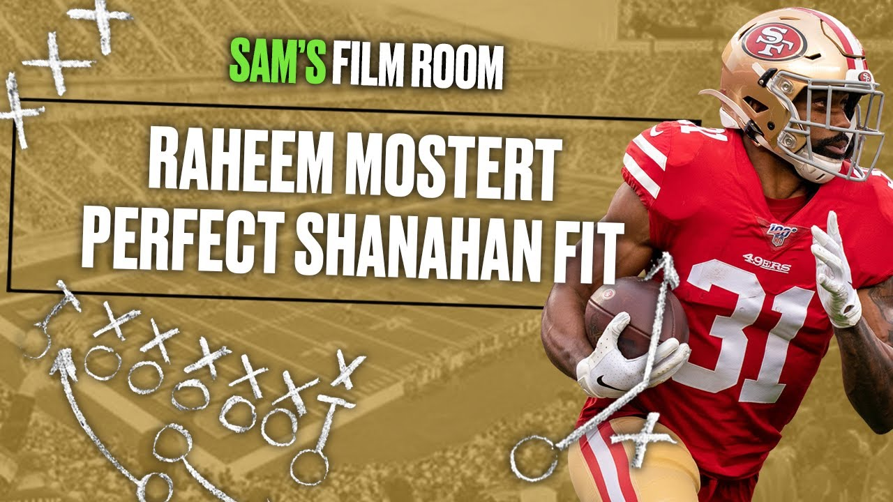 Raheem Mostert gives 49ers the lead on first offensive play