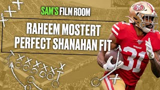 Why Raheem Mostert is a PERFECT Fit in Kyle Shanahan's Offense   Film Room