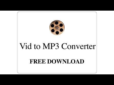 Video 2 MP3 Converter - Free Download