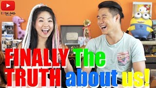 The TRUTH About US! | Audrey And Eden QNA (Part 2) | Eden Ang
