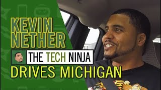 The TECH NINJA Kevin Nether goes electric