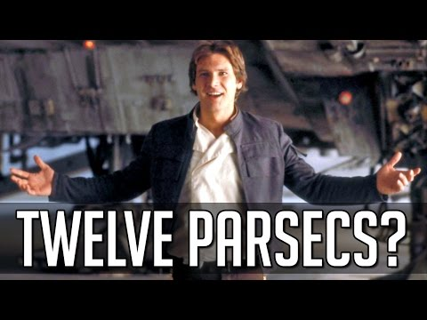 How Han Solo Made The Kessel Run in Less than 12 Parsecs