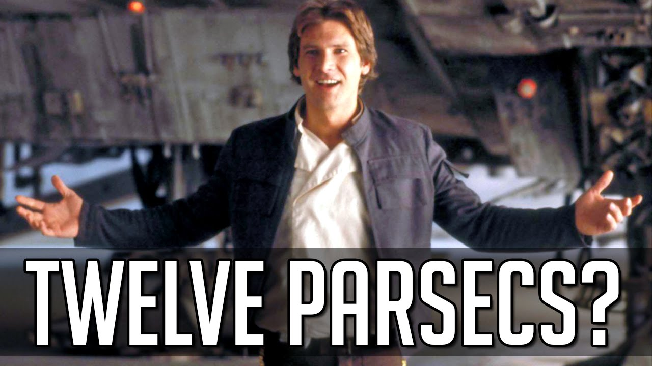 How Han Solo Made The Kessel Run in Less than 12 Parsecs - YouTube