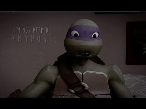I Though I Could Save Raph Raph Donnie Warning Dying