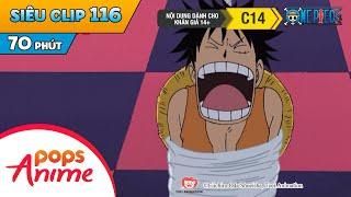 One Piece Siêu Clip Phần 116 - Những Cuộc Phiêu Lưu Của Luffy Và Băng Mũ Rơm - Hoạt Hình Đảo Hải Tặc