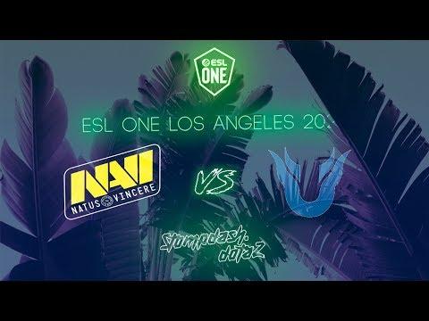 🔴NAVI VS UNIQUE | BO3 | ESL ONE LA ONLINE | GAME 3 LIVE!