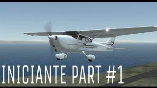 Como jogar no Infinite Flight PART #1