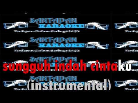 Lagu Karaoke Full Lirik Tanpa Vokal Nicky Tirta Feat Vanessa Angel Indah Cintaku