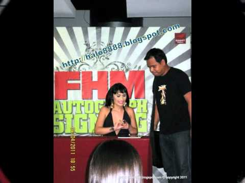 FHM Phils. June 2011 Autograph Signing