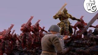БИТВА МЕГА СОЛДАТА против 5000 ОРКОВ ЧЕЛЛЕНДЖ!  - Ultimate Epic Battle Simulator Gameplay