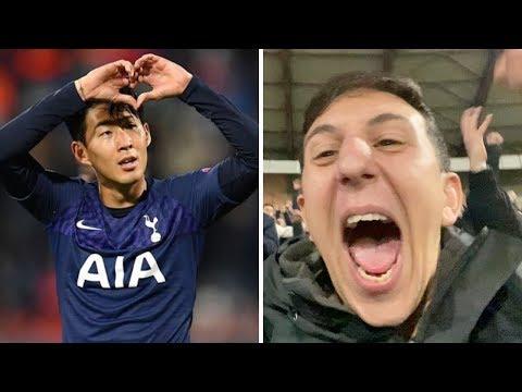 Red Star Belgrade 0 Tottenham 4: 손흥민 Heung Min Son Scores 2 As Tottenham Win Away! (Match-day Vlog)