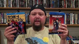 Blu-ray Review: Cowboy Bebop The Complete Series & Cowboy Bebop: The Movie