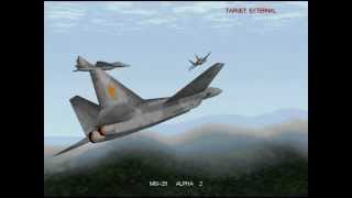 F-22 Lightning II - Campaign 1 - Mission 5 - Double Down
