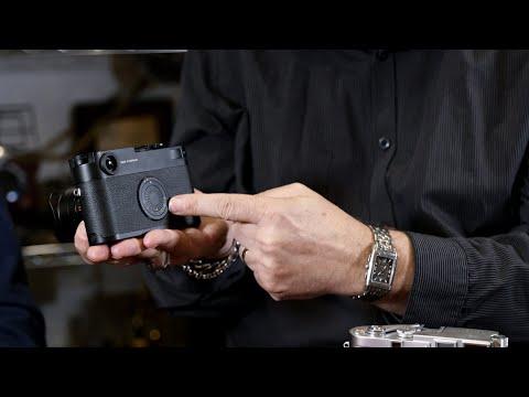 Leica M10-D & Leica FOTOS app with Ivor Cooper & Mike Evans