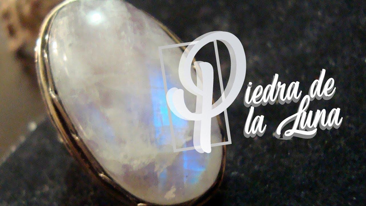 Piedra De La Luna Propiedades Características Y Usos De La Piedra De La Luna Youtube