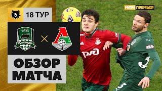 13 12 2020 Краснодар Локомотив 5 0 Обзор матча