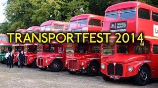 Brooklands Transportfest 2014