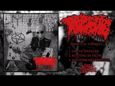 REEKING - PERPETUAL TORMENT [OFFICIAL DEMO STREAM] (2019) SW EXCLUSIVE