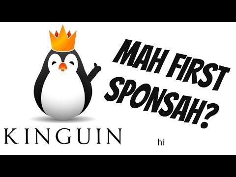 My First Sponsor?? - Kinguin net (cheap games blabla :3)