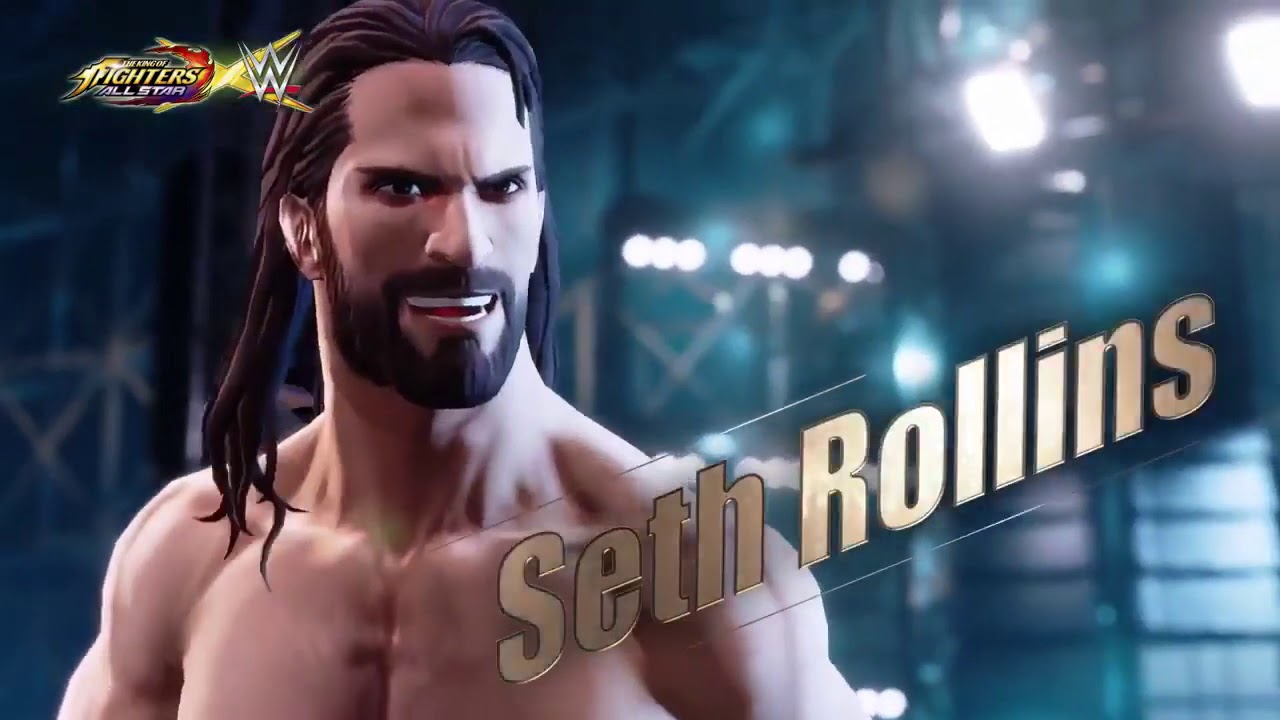 Kof Allstar Collabs With Wwe King Of Fighters Allstar