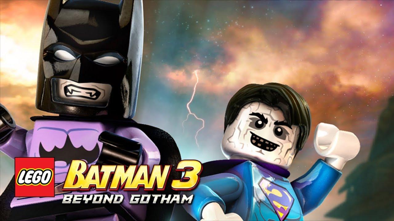 LEGO Batman 3: Beyond Gotham - Bizarro World DLC Release Date ...