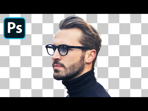 Photoshop CC 2020: How To Remove a Background (Easiest Way)