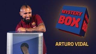 MYSTERY BOX | Arturo Vidal