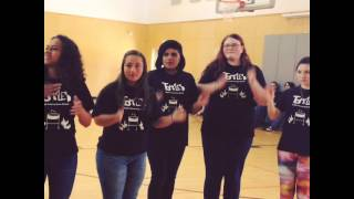 THS BODY PERCUSSION