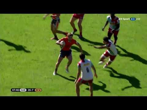 Oskar Hirskyj-Douglas Rugby Highlights