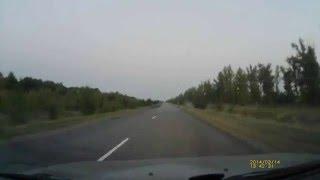 Подстава на дороге в Воронеже