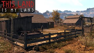 Red Dead Redemption Inspired Open World Survival Game   This Land is My