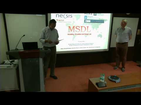 Multi-paradigm modelling of complex engineered systems