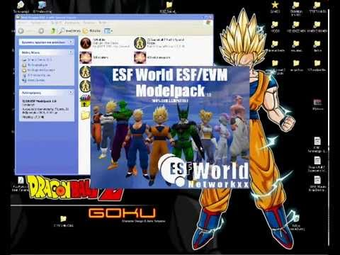 How To Install The Dragonball Esf Ecx Rc2 New Class Big Pack 8.4 (9 Steps)