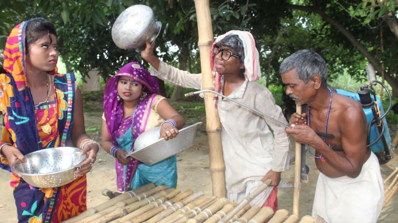 Bhojpuri Comedy || दवाई छिरकला खातिर जीजा सार में झागड़ा | khesari 2, Neha ji,परिवारीक कॉमेडी, Comedy