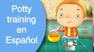 potty training en español