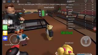 Playing roblox on Epic Minigames!