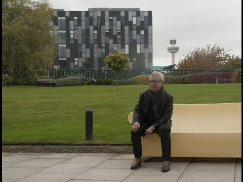 Architect Libeskind visits Liverpool for charity lecture