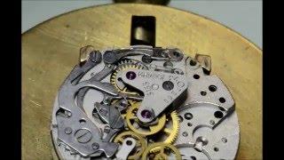 Repairing   Poljot 3133 Sturmanskie
