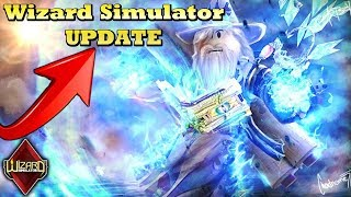 🧙 UPDATE 🧙 Wizard mounts in ROBLOX 🧙 new land coming soon 🧙
