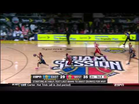 Arne Duncan Full Highlight 2014.02.14 (Sprint NBA All-Star Celebrity Game)